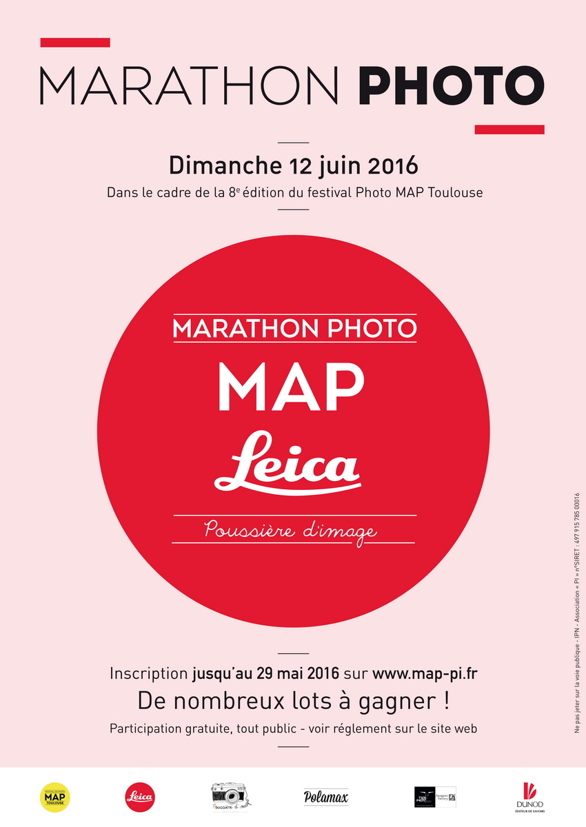 Affiche Marathon MAP-Leica-P.i 2016