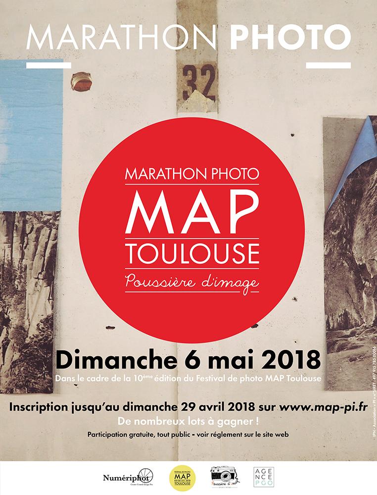 Marathon MAP-Poussière d'image 2018