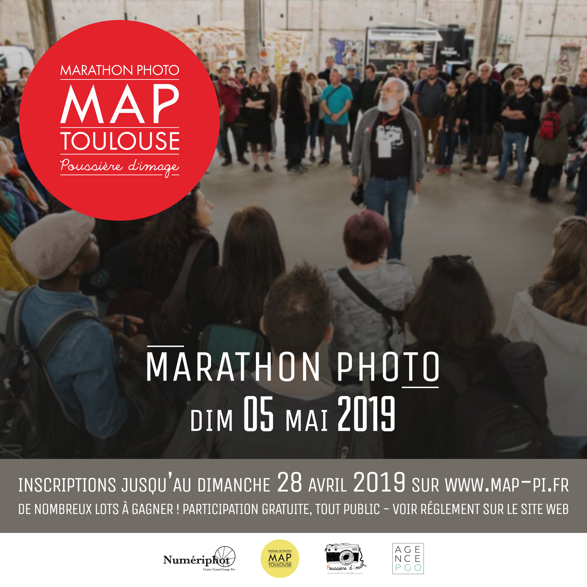 Marathon photo MAP-Poussière d'image 2019