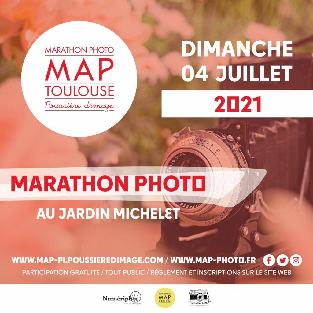 Affiche Marathon 2021